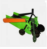 Картофелевыкапыватель ДТЗ 1 (транспортерный, эксцентрик, без вала карданного)