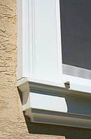 Фасадный декор из полистирола, обрамление окон