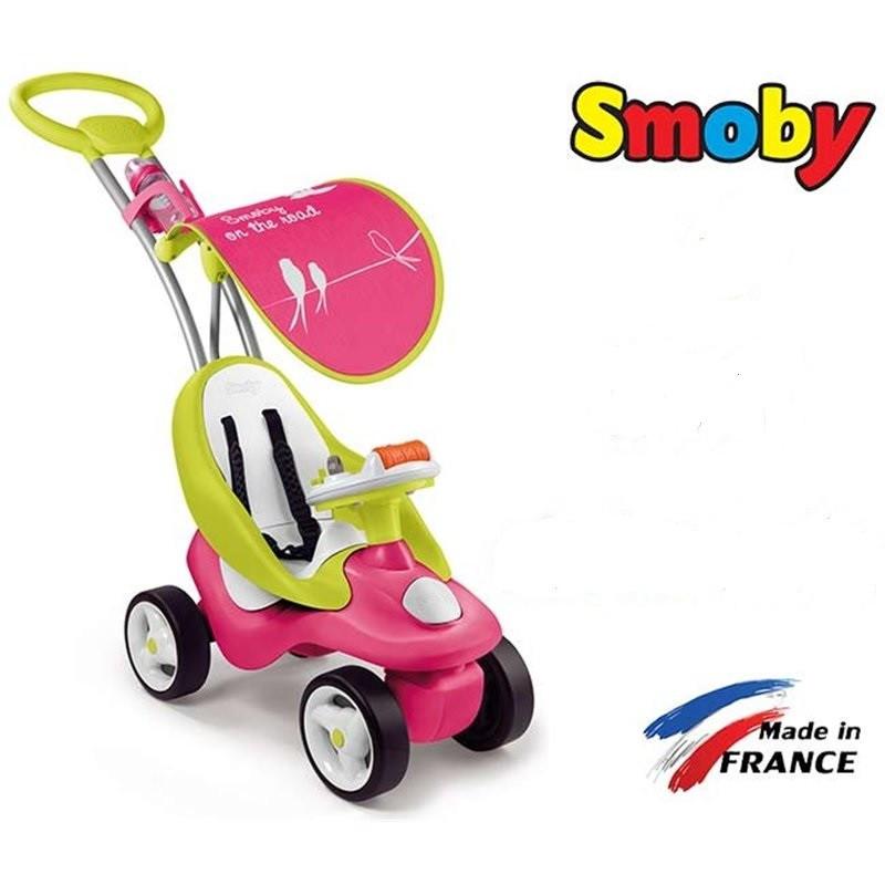 Машинка каталка трансформер Bubble Go Smoby 720102