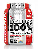 Deluxe 100% Whey Protein Nutrend, 900 грамм