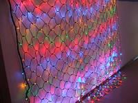Сетка светодиодная, 120 лампочек