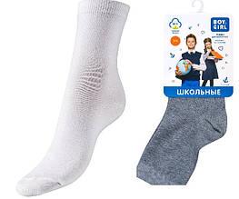 Шкарпетки арт.411, 80%бав 18%ПА 2%еластан, р.16-18см колір білий