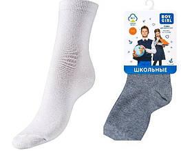 Шкарпетки арт.411, 80%бав 18%ПА 2%еластан, р.22-24см  колір білий