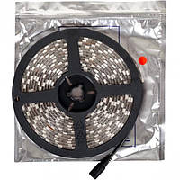 LED лента герметичная 50*50, 60/14,4w, красная