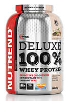 Deluxe 100% Whey Protein Nutrend, 2250 грамм