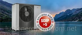 Тепловые насосы воздух /вода NIBE F2120, фото 2