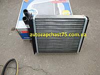Радиатор печки Ваз 2123, Нива Шевроле алюминий (производство Пекар, Санкт-Петербург, Россия)