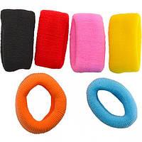 Резиночки для волос 12 штук BW 2380