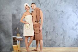 Наборы полотенец для сауны
