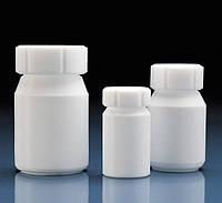 Флакон HDPE белый (60 мл)