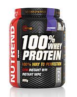 100% Whey Protein Nutrend, 900 грамм