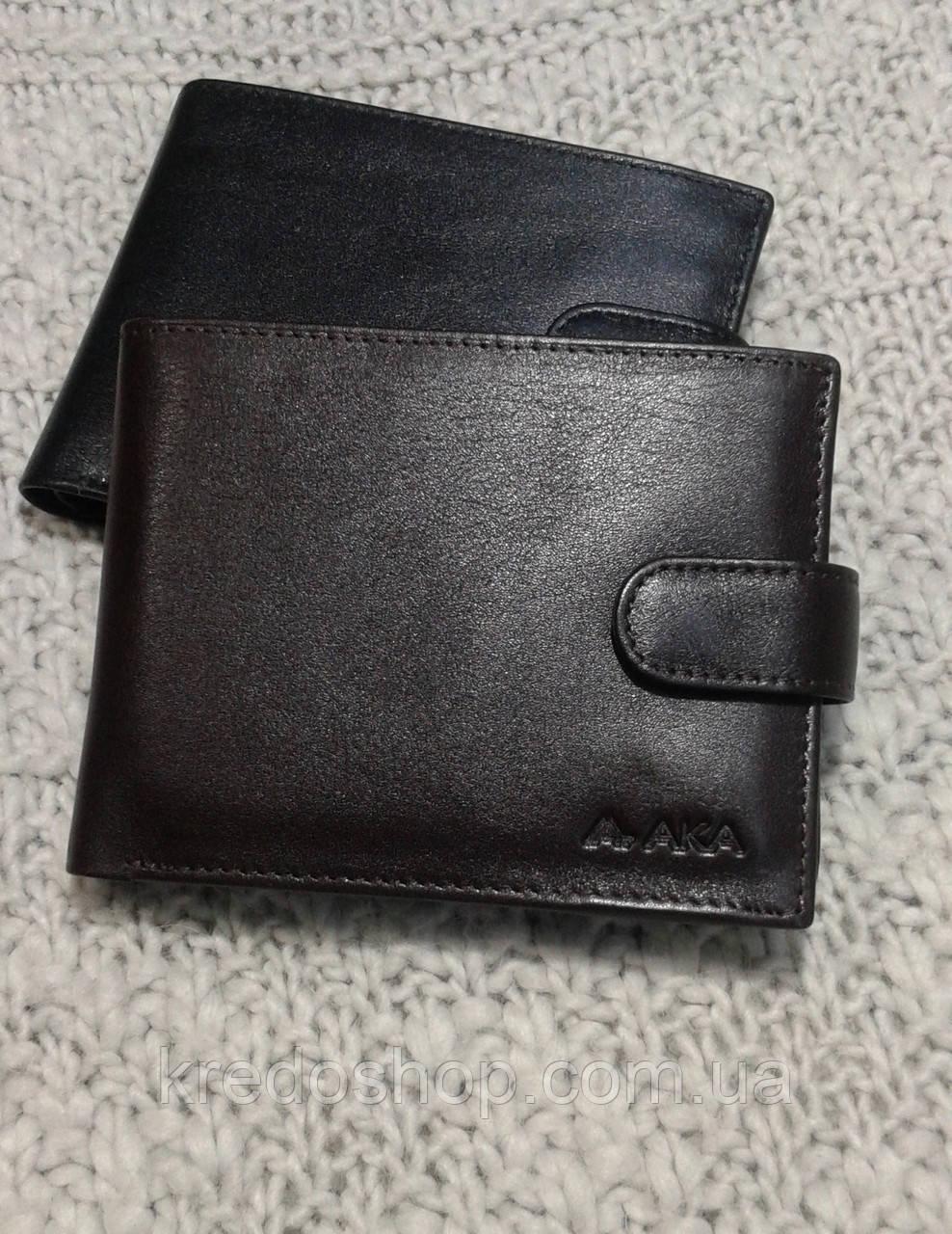 8e773fd325d5 Мужской кошелек кожаный коричневый фирмы АКА Deri - Интернет-магазин сумок  и аксессуаров