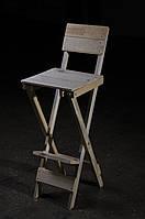 Крісло для візажиста розкладне