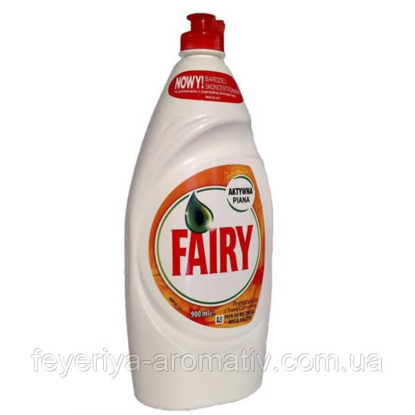 Средство для мытья посуды Fairy 900мл