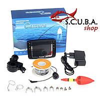 Подводная видеокамера для рыбалки Eyoyo с креплением на удочку (версия 2017 года)