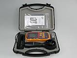 Анемометр Benetech GM8901 (0.3-45m/s; 0-45ºC) с выносной крыльчаткой и пыле и влагозащищённом корпусе, фото 6