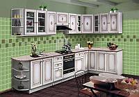Кухонная система К-1 (белое)