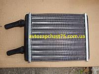Радиатор печки Волга, Газ 3110, 31105, d 20 мм, с 2003 года выпуска (ГАЗ, Россия)