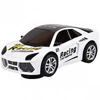 """Музыкальная 3D машинка """"Racing"""" 2017Е"""