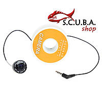 Подводная видеокамера + катушкой 15 м видеокабеля