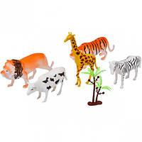 Набор диких животных NI001