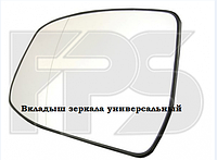 Вкладыш зеркала левый без обогрева асферический S-Max 2006-14
