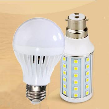 Лампочки светодиодные LED