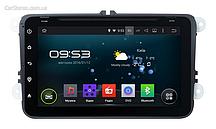 Штатная магнитола Incar AHR-8683 Android 4 для Skoda Superb, Octavia, Fabia, Spaceback, Rapid, Yeti, Roomster