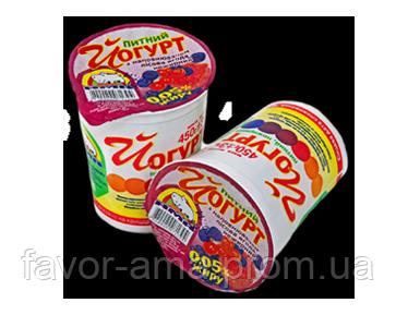 Йогурт питьевой нежирный АМА клубника 0,05%, фото 2