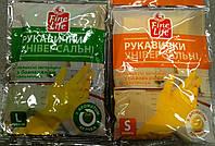 Перчатки резиновые универсальные - S, L
