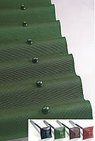Ондулин лист зеленый, (2,00х0,95 м)