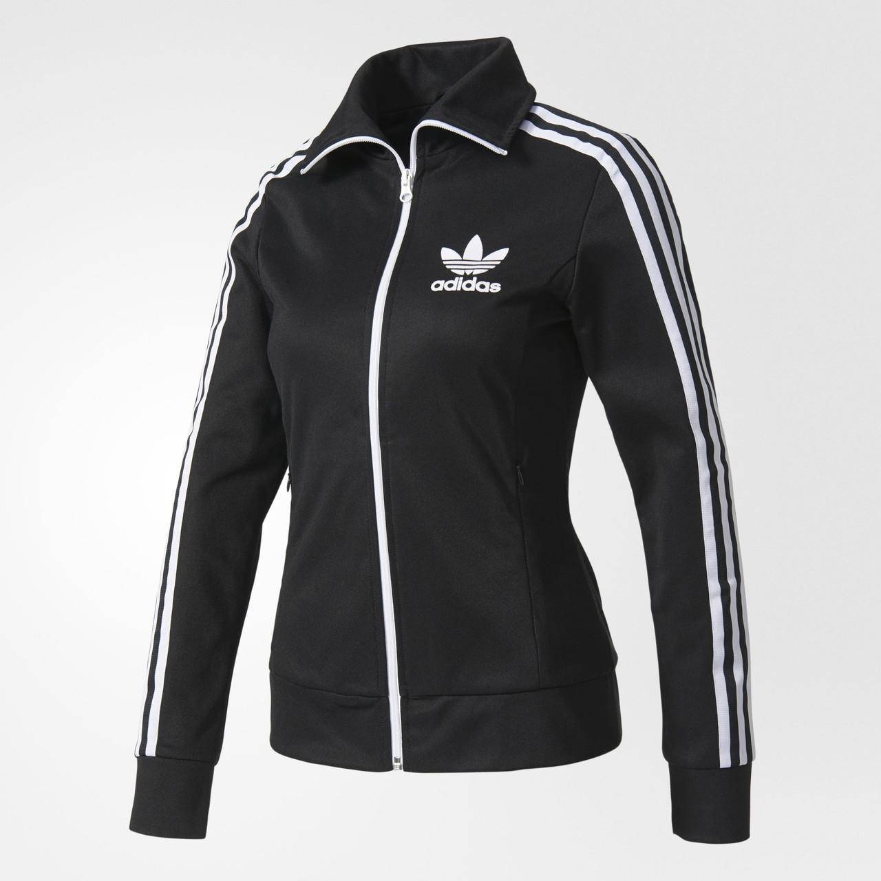 2b0153f569a9 Женская олимпийка Adidas Originals Europa (Артикул  BK5936) - Интернет- магазин «Эксперт