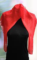 Платок женский однотонный