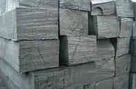 Напівшпали дерев'яні просочені