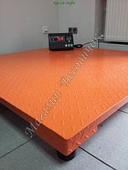 Платформенные весы ЗЕВС ВПЕ (1500×1500см) 3000кг