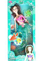 Русалочка Ариель кукла дисней для девочки Ariel куколка лялька рыбка