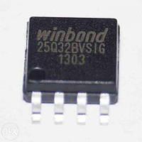 W25Q32BVSSIG (25Q32BVSIG), Флэш-память, SPI, 32МБит SOP8, фото 1