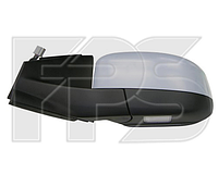 Зеркало правое электро с обогревом грунт. складывающееся 8pin с указателем поворота с подсветкой Mondeo 2007-1