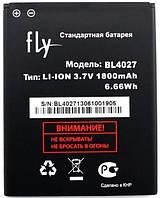 Аккумулятор BL4027 (Li-ion 3.7V 1800mAh)