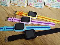 Детские умные часы-телефон Q750(Q100s). GPS+развивающая игра+НАСТРОЙКА, ГАРАНТИЯ