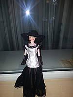 Платье вечернее со шляпкой