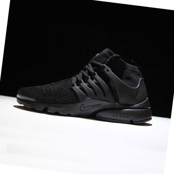Черные Nike Air Presto для мужчин