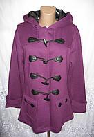 Новое стильное демисезонное пальто URBAN DIVA полиэстер хлопок L 50-52 C46N