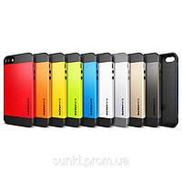 Чехол колор (оранжевый)  для iphone 5 5s (Уценка 50%)