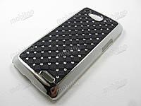 Чехол для LG L90 D405 (черный) , фото 1