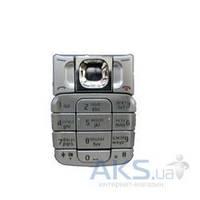 Клавиатура (кнопки) Nokia 2310 Silver