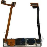 Шлейф для Sony Ericsson W880 / K660 с основной и 3G камерами, кнопкой включения камеры и динамиками