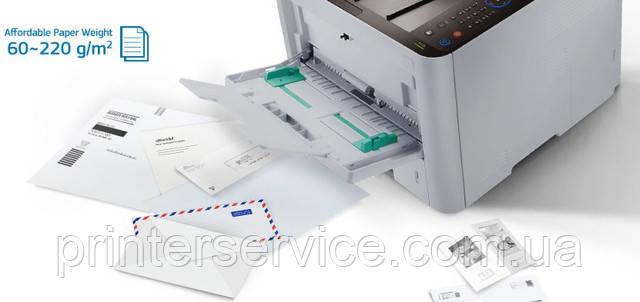Плотность бумаги для Samsung SL-M3820ND (SL-M3820ND/XEV)