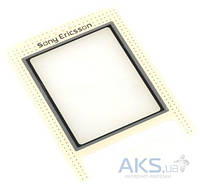 Стекло для Sony Ericsson W800i Original White