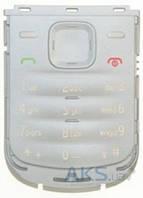 Клавиатура (кнопки) Nokia 1203 Silver